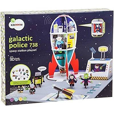 Krooom Galactic Space Station - Galaktik Uzay İstasyonu