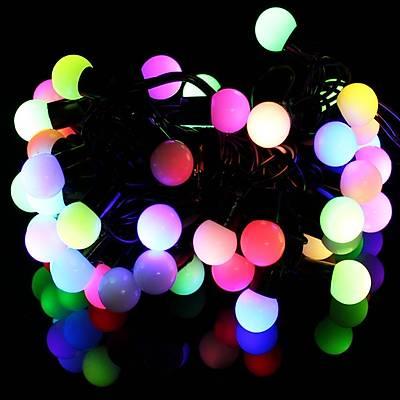 Mini Top 40 Ledli Dolama 5 metre Dekor Işıkları