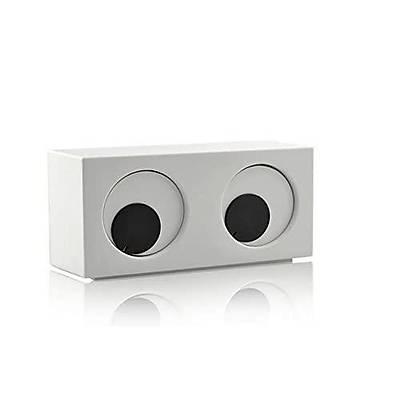 Fun Looking Eye Clock - Eðlenceli Bakan Gözler Saat