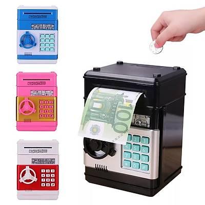 Money Bank - Þifreli Otomatik ATM Kumbara