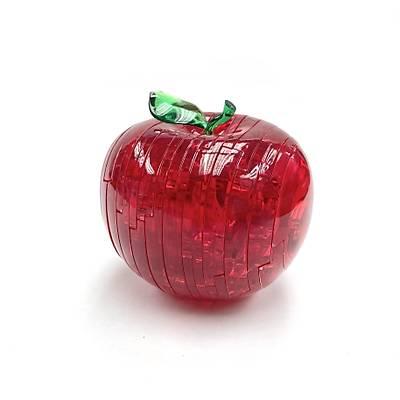 3D Crystal Puzzle Apple - 3 Boyutlu Elma Puzzle