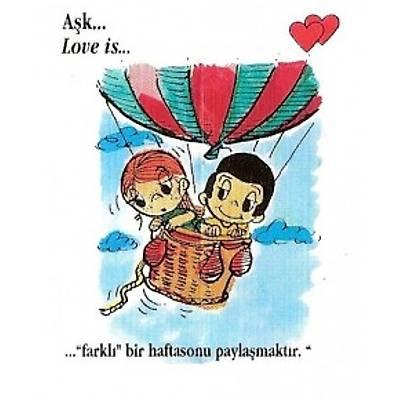 Love Is - Retro Þýpsevdi Sözleri