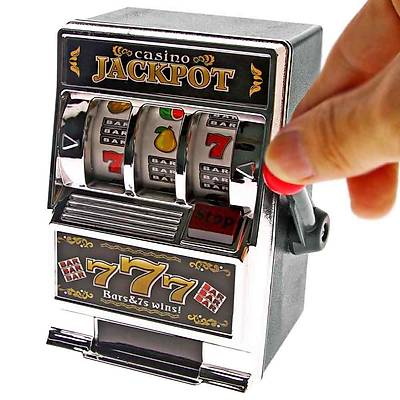 Jackpot Slot Kumbara