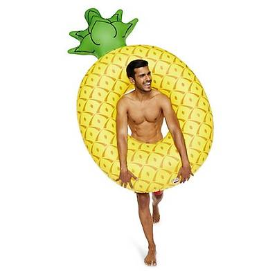 Dev Ananas Deniz Yatağı-Simidi