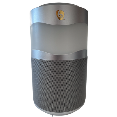 7 Renk Led Iþýklý Bluetooth Hoparlör