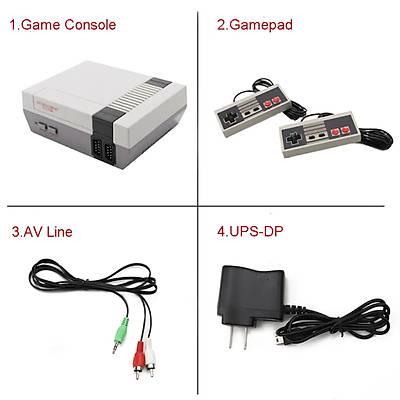 Retro Mini Game 620 Oyunlu Klasik Televizyon Atarisi
