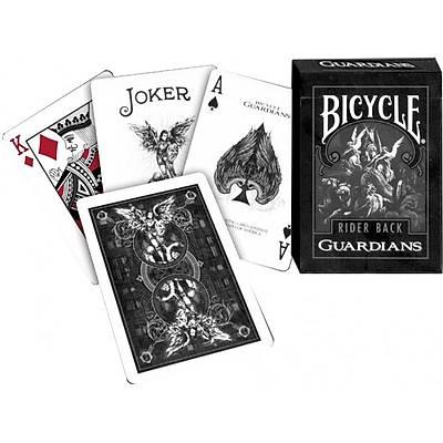 Bicycle Guardians Poker Destesi