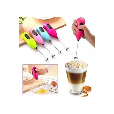 Pratik Süt - Kahve Köpürtücü Mikser