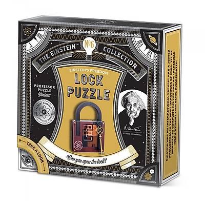 Einsteins Lock Puzzle