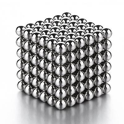 Neodymium Manyetik Küreler  5mm - Cube Magnets -Süper Mıknatıs