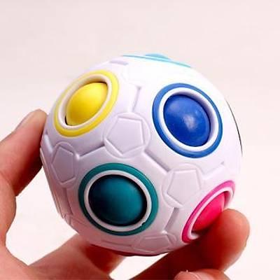 Rubik's Ball - Gökkuşağı Puzzle Ball