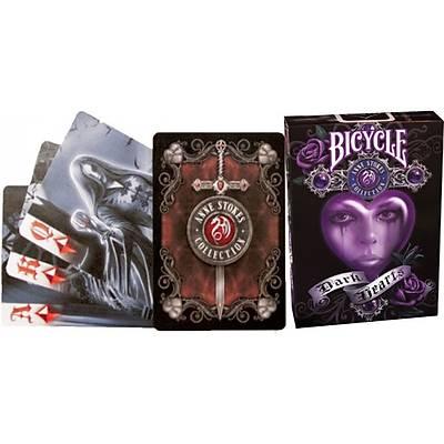 Bicycle Anne Stokes Dark Hearts Oyun Destesi