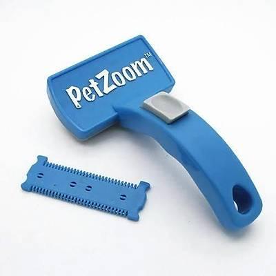 Petzoom Self Cleaning - Kedi Köpek Bakým Tüy Makas ve Taraðý