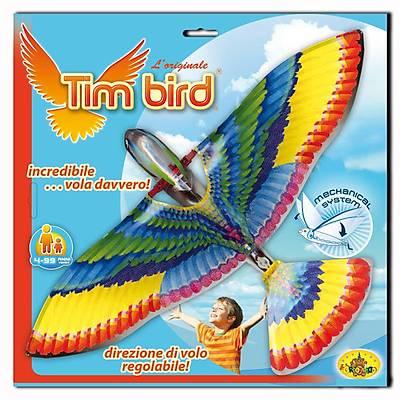 Tim Bird - Pilsiz Uçan Mekanik Kuþ