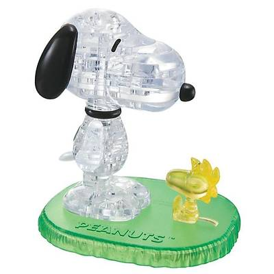 3D Crystal Puzzle Snoopy - 3 Boyutlu Snoopy  Puzzle
