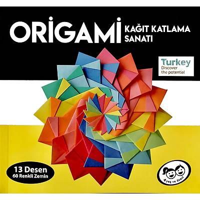 Origami - Kaðýt Katlama Sanatý