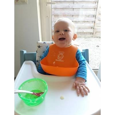 Nicole Baby Soft Bib Bebek Önlüğü