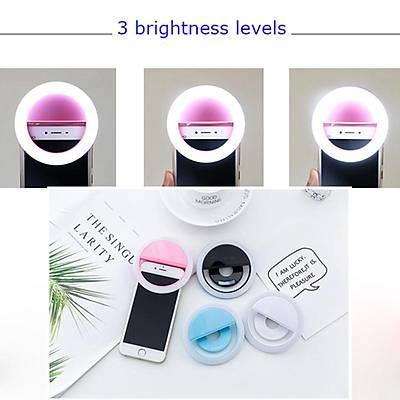 Selfie Ring Light - Selfi Çekim Iþýðý
