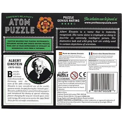 Professor Puzzle - Einstein's Atom
