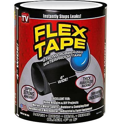Flex Tape - Suya Dayanýklý Tamir Bandý