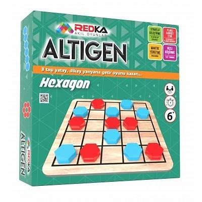 Altıgen - Strateji ve Mantık Oyunu
