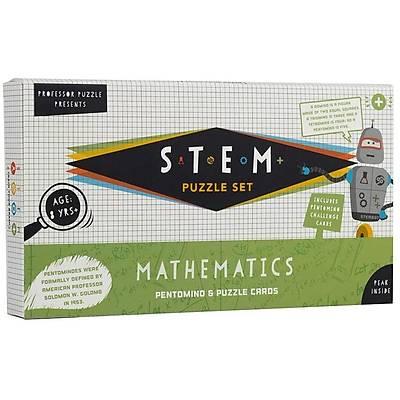 Professor Puzzle Stem Mathematics - Pentomino