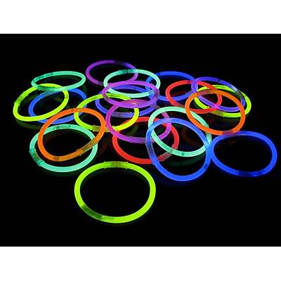 Fosforlu Çubuk Bileklikler - Glow Light Sticks (50'li)