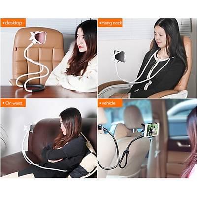 Yeni Nesil Lazy Neck Phone Holder - Boyun Telefon Tutucu