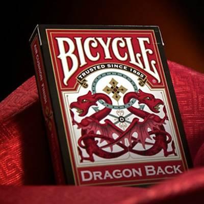 Bicycle Dragon Back Oyun Kartý Destesi