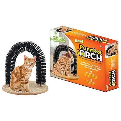 Purrfect Arch - Kedi Tırmalama ve Kaşınma Tahtası