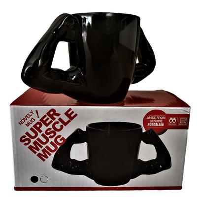Super Muscle Mug - Gym Body Kupa