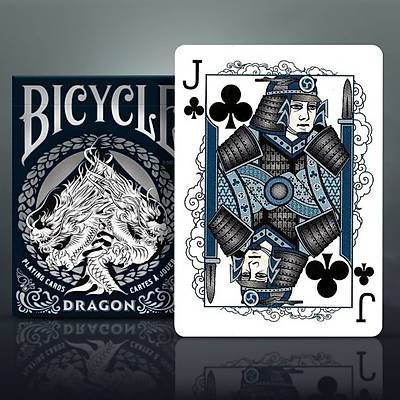 Bicycle Dragon Premium Oyun Destesi