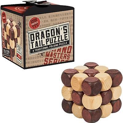 Professor Puzzle Dragons Tail Puzzle