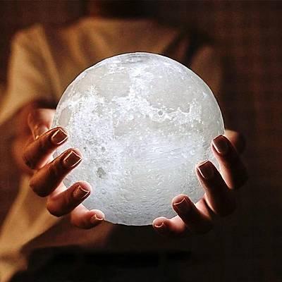Moon Light - Ay Işığı Gece Lambası