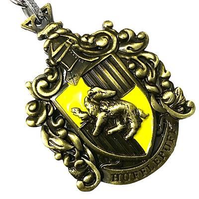 Harry Potter Hufflefuff  Anahtarlýk