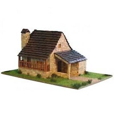 DIY Model House - Gerçek Taş Dağ Evi