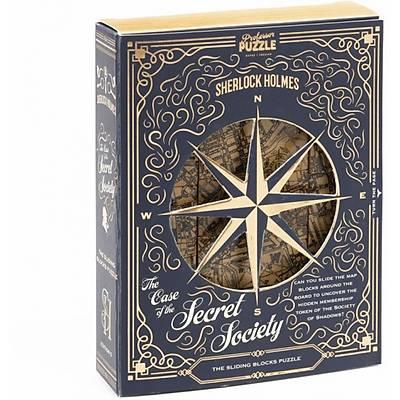 Sherlock Holmes Secret Society - Professor Puzzle