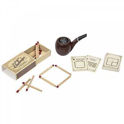 Professor Puzzle Case of The Smoking Pipe - Sherlock Holmes Puzzle