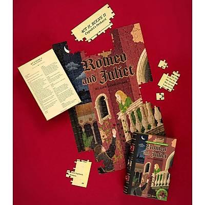 Professor Puzzle Romeo and Juliet - 252 Parça Çift Yönlü Puzzle