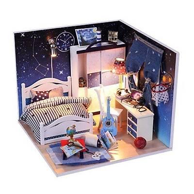 DIY Boy House - Model Çocuk Evi