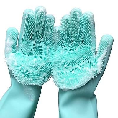 Magic Gloves Akýllý Bulaþýk Eldiveni