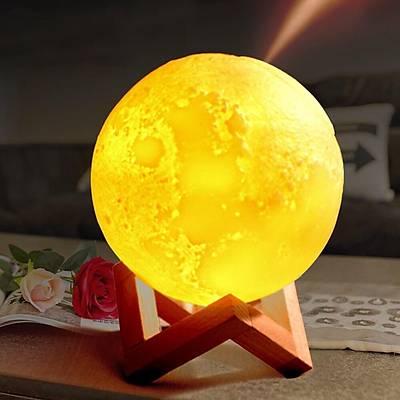 Dekoratif Moon Light Hava Nemlendirici - 13 Cm
