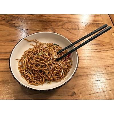 Premium Siyah Chopsticks – 2 set Çin Çubukları