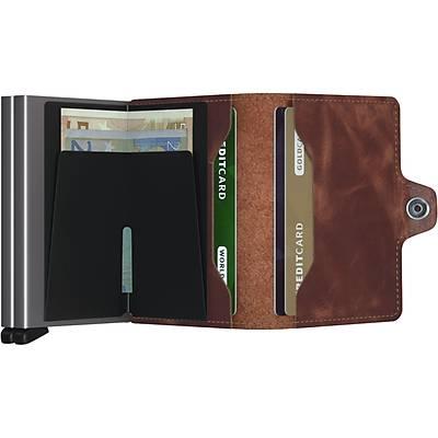 Orijinal WalSmart Secure Wallet Double - Mekanizmalý Akýllý Cüzdan Ýkili