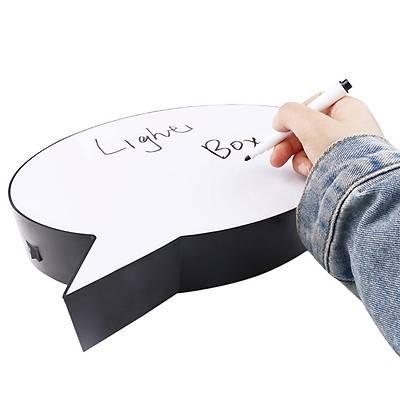 Handwriting Bubble Light Box