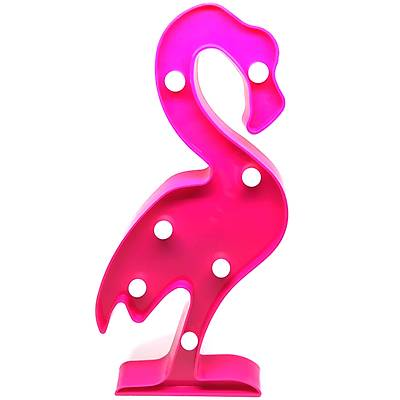 Flamingo Dekoratif Led Lamba