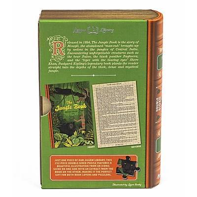 Professor Puzzle The Jungle Book - 252 Parça Çift Yönlü Puzzle