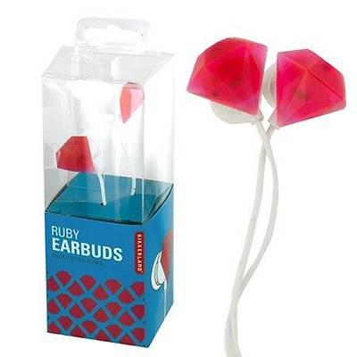 Kikkerland Earbuds - Tasarım Kulaklıklar