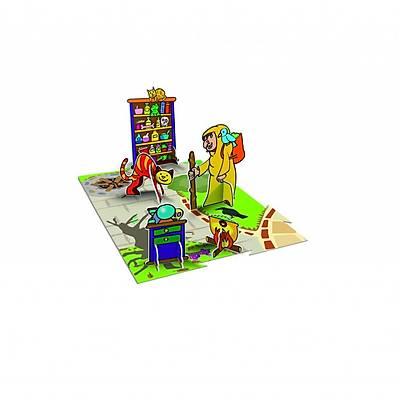 KreaPapp 3D Puzzle Cadý