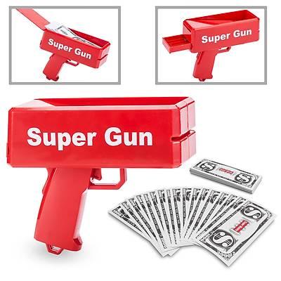 Para Saçma Tabancasý -  Money Gun